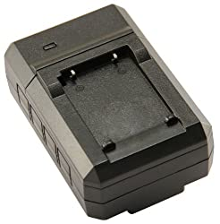 STK's Nikon EN-EL10 Battery Charger for Nikon Coolpix S3000, S4000, S80, S220, S570, S205, S60, S230, S210, S5100, S600, S200, S500, S700, S520, S510, MH-63 by Sterling Publications