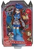 Bratzillaz Back to Magic Doll - Meygana Broomstix
