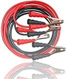 Jump Start It - Jumper Cables - The Quick and Effective 12 Feet Long Booster Cable for Cars