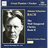 Bach - The Well-Tempered Clavier, Book IIby Edwin Fischer