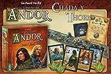 Las Leyendas de Andor: Expansión Chada y Thorn ...