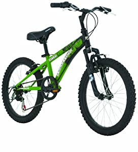 Diamondback Cobra 20 Jr Boys' Mountain Bike (2011 Model, 20-Inch Wheels)