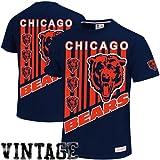Mitchell & Ness Chicago Bears Touchback Short Sleeve T-Shirt