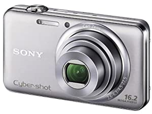 Sony Cyber-Shot DSC-WX70 16.2MP CMOS Digital Camera (Silver)