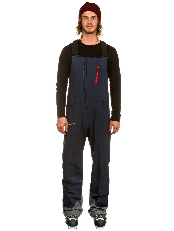 Herren Snowboard Hose Mammut Alyeska GTX Pro 3L Bib Pants