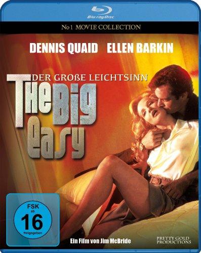 The Big Easy (Der Grosse Leichtsinn) [Blu-ray]