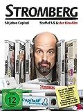 DVD Cover 'Stromberg Box - Staffel 1-5 & der Kinofilm (11 Discs)