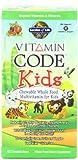 Garden of Life Vitamin Code, Kids, 60 Chewable Bears