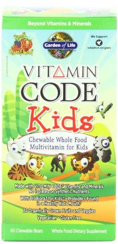 GARDEN OF LIFE - VITAMIN CODE® KIDS -