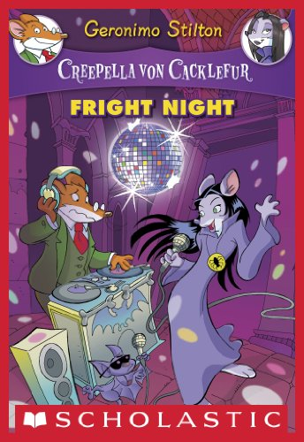 Geronimo Stilton - Creepella Von Cacklefur #5: Fright Night
