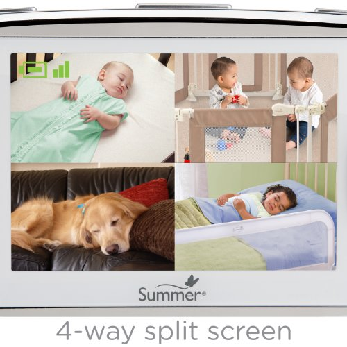 Summer Infant Dual View Digital Color Video Baby Monitor