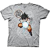 Dragon Ball Z Goku Fireball Mens Tee