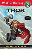 Thor: The Dark World: Heroes of Asgard (World of Reading)