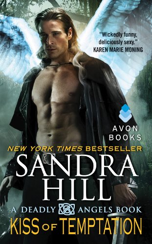 Kiss of Temptation: A Deadly Angels Book by Sandra Hill