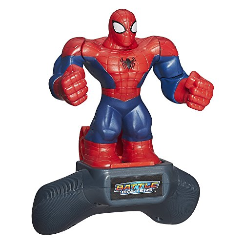Marvel Battle Masters Spider-Man Figure
