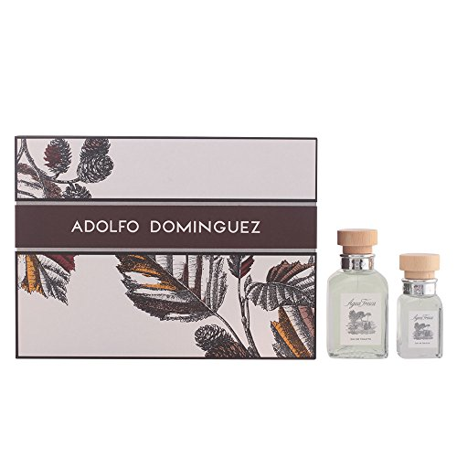 Adolfo Dominguez Agua Fresca Ad Eau De Toilette Spray 120ml Set 2 Parti 2014