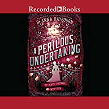 A Perilous Undertaking Audiobook by Deanna Raybourn Narrated by Angele Masters
