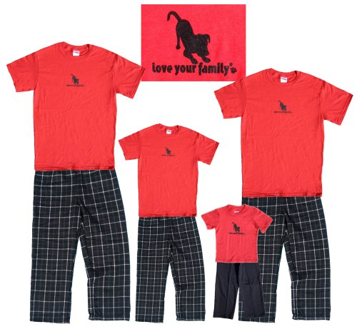 Matching Pajamas For The Family front-639458