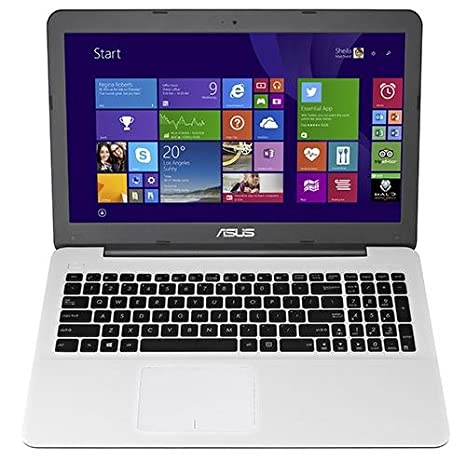 "Asus X555LJ-XO399H Ordinateur Portable 15"" (38,1 cm) Blanc (Intel Core i3, 4 Go de RAM, 1 To, Nvidia GeForce GT920M, Windows 8.1)"