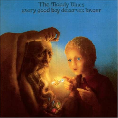 Moody Blues - Every Good Boy Deserves Favor - Zortam Music