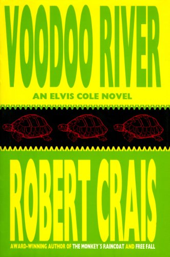 57% off a twisting tale of identity, secrets, and murder!  Voodoo River (An Elvis Cole Novel Book 5) by Robert Crais