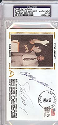 Steve Garvey San Diego Padres Autographed PSA/DNA Authenticated First Day Cover - Signed Newspapers, Magazines, and Programs