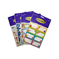 Memo Stickers Assortment - Materials: paper-adhesive, Attributes: assorted styles