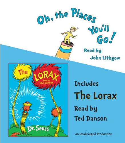 Image of Oh, the Places You'll Go! and The Lorax