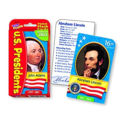 Washington DC President cards