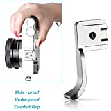 NEEWER Thumbs Up Grip TU-100S for Micro DSLR Camera Sliver Color