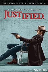 Justified - Season 3 [DVD]