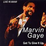 echange, troc Marvin Gaye - Live In Miami