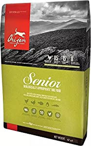 Orijen Senior Dry Dog Food, 12 oz