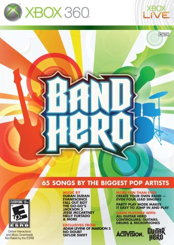 Band Hero featuring Taylor Swift - 1