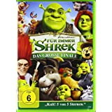 "Shrek 4 - F�r immer Shrekvon ""Harry Gregson-Williams"""
