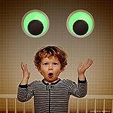Glow In The Dark GIANT Googly Eyes - Set Of 2