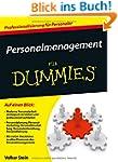 Personalmanagement f�r Dummies