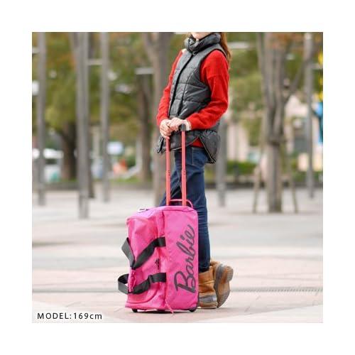 バービー Barbie 3wayボストンキャリー 45L [ビーズ] 48825
