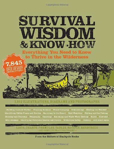 Survival Wisdom & Know How: Everything You Need