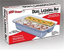 Ddi Dual Lasagna Tray - Blue (Pack Of 36)