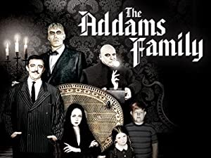 Christmas With the Addams Family