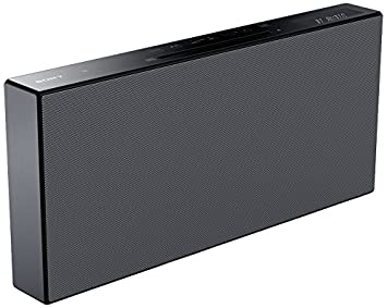Sony CMT-X5CDB Micro-HiFi System (DAB/DAB+, 40 Watt, CD-Player, FM/AM-Tuner, Bluetooth, NFC, USB) schwarz