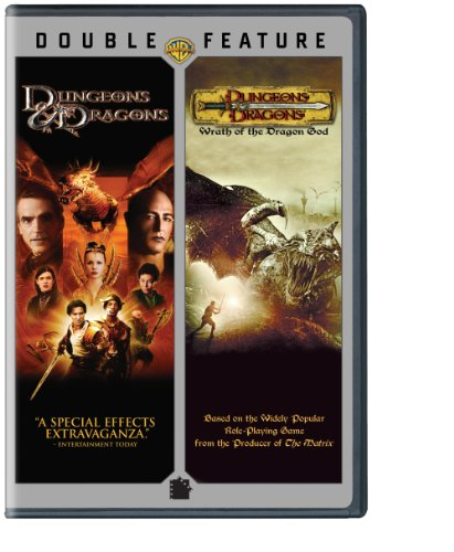Dungeons & Dragons / Dungeons & Dragons: Wrath of the Dragon God