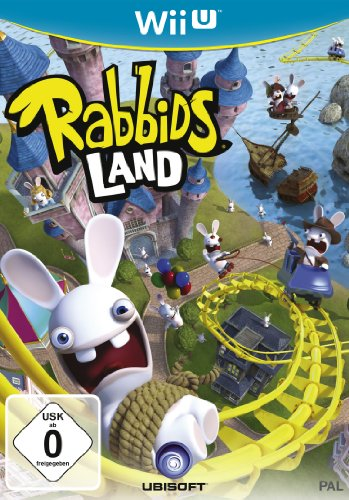 Rabbids Lands [Software Pyramide] - [Nintendo Wii U]