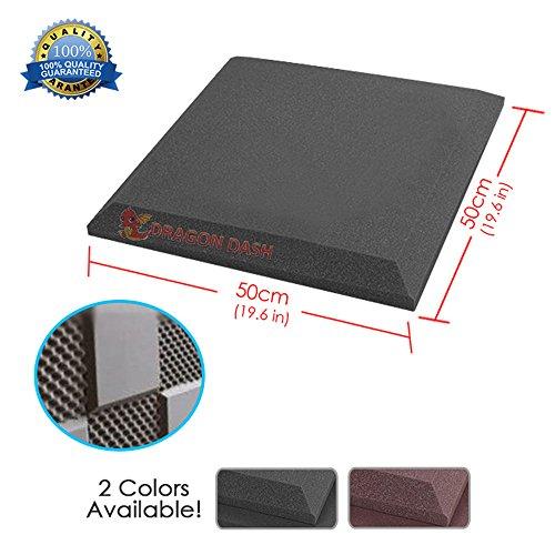 super-dash-1-piece-de-50-x-50-x-5-cm-noir-insonorisation-biseaute-acoustique-disolation-traitement-d