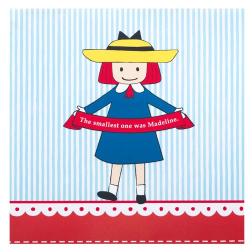 Birthday Party Favors For Girls Notepads 8 Count Madeline Books Doll Theme