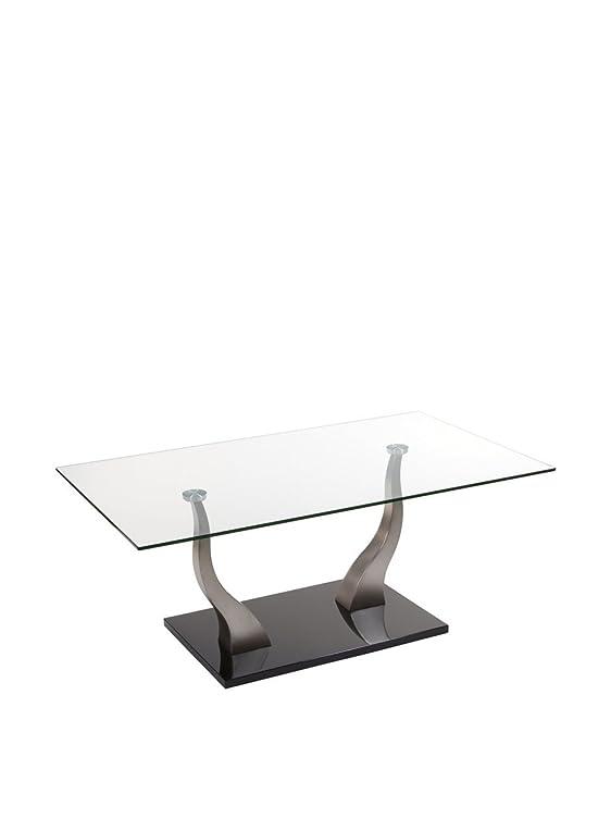 Classe acciaio tavolino