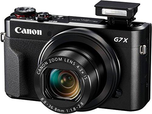 Canon-PowerShot-G7-X-MARK-II-Fotocamera-Compatta-Digitale-da-201-Megapixel-Wi-Fi-NeroAntracite