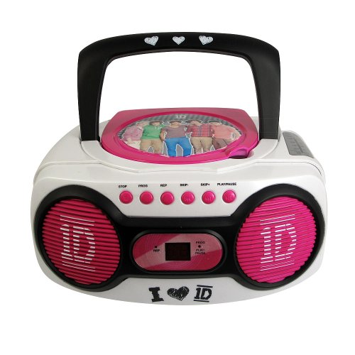 1D One Direction Cd Boombox