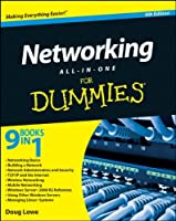 Networking All-in-One For Dummies, 4th Edition Front Cover